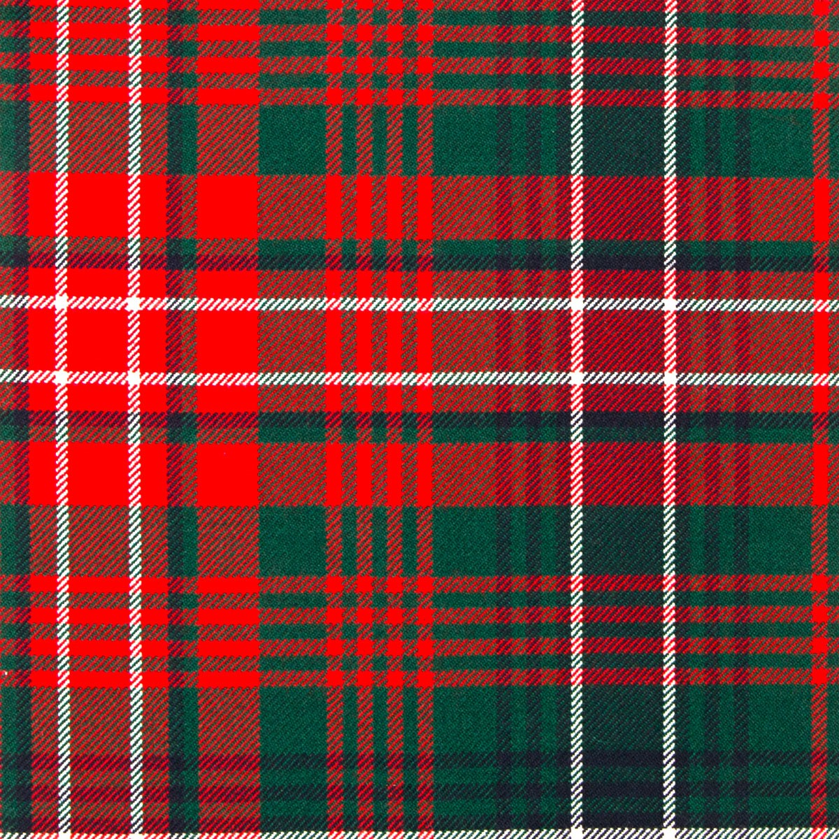 Wilson Modern Heavy Weight Tartan Fabric