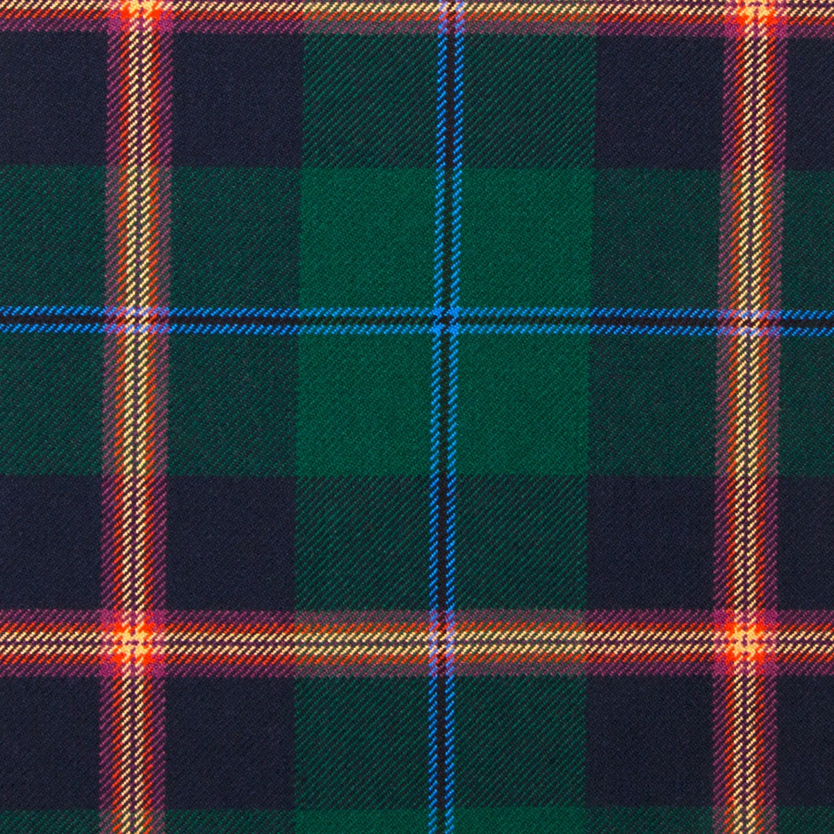 Young Modern Heavy Weight Tartan Fabric