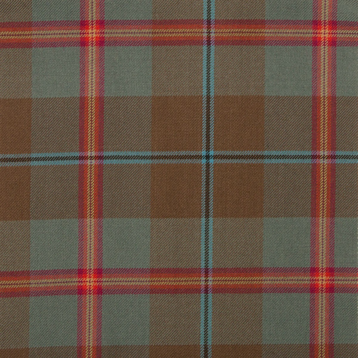 Young Weathered Braeriach Tartan Fabric