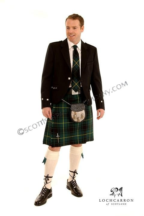 8 Yard 13oz Braeriach Kilt by Lochcarron - Click Image to Close