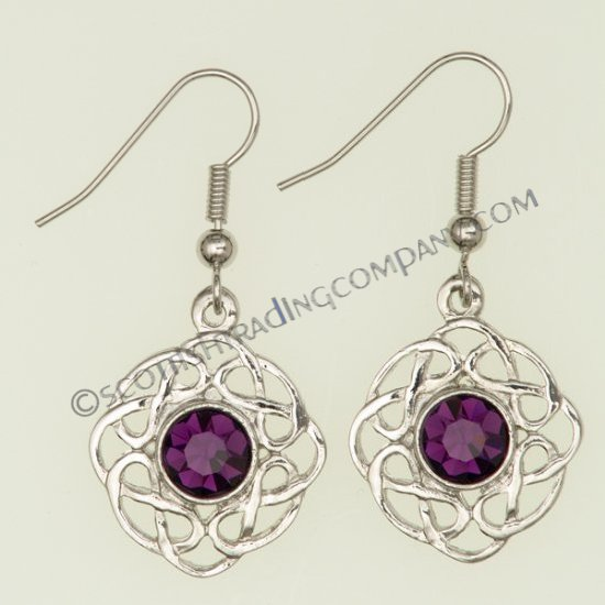 Eternal Interlace Earrings