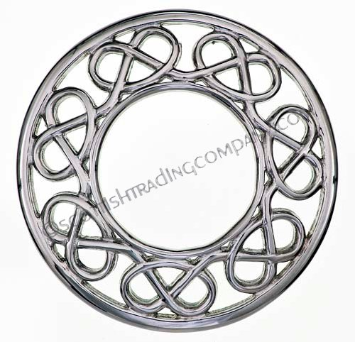 Stroma Celtic Brooch