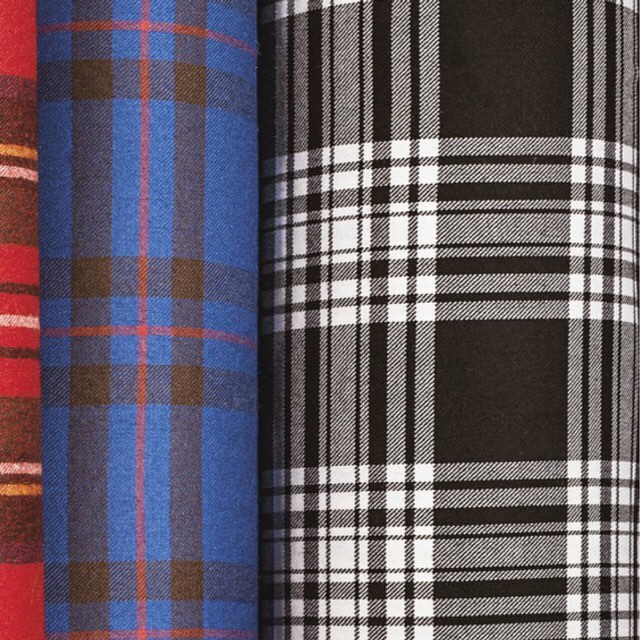 Reiver Tartan Fabric by Name