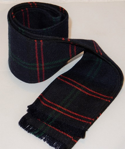 Home Tartan Handfasting Wrap Special