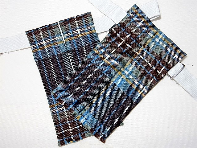 Holyrood Tartan Flashes Special