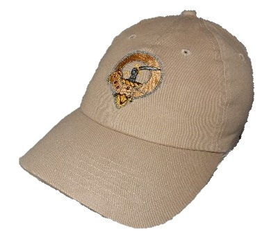 Scottish Clan Badge Embroidered Hat