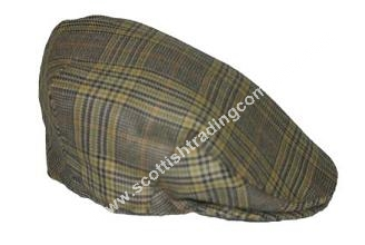 Eccles Tweed Flat Cap