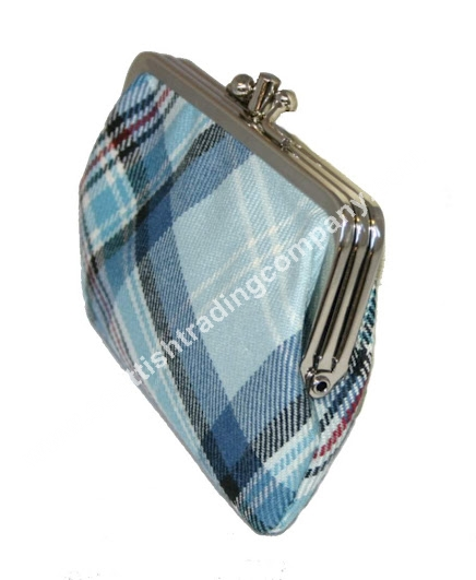 Diana Memorial Tartan Medium Coin Purse