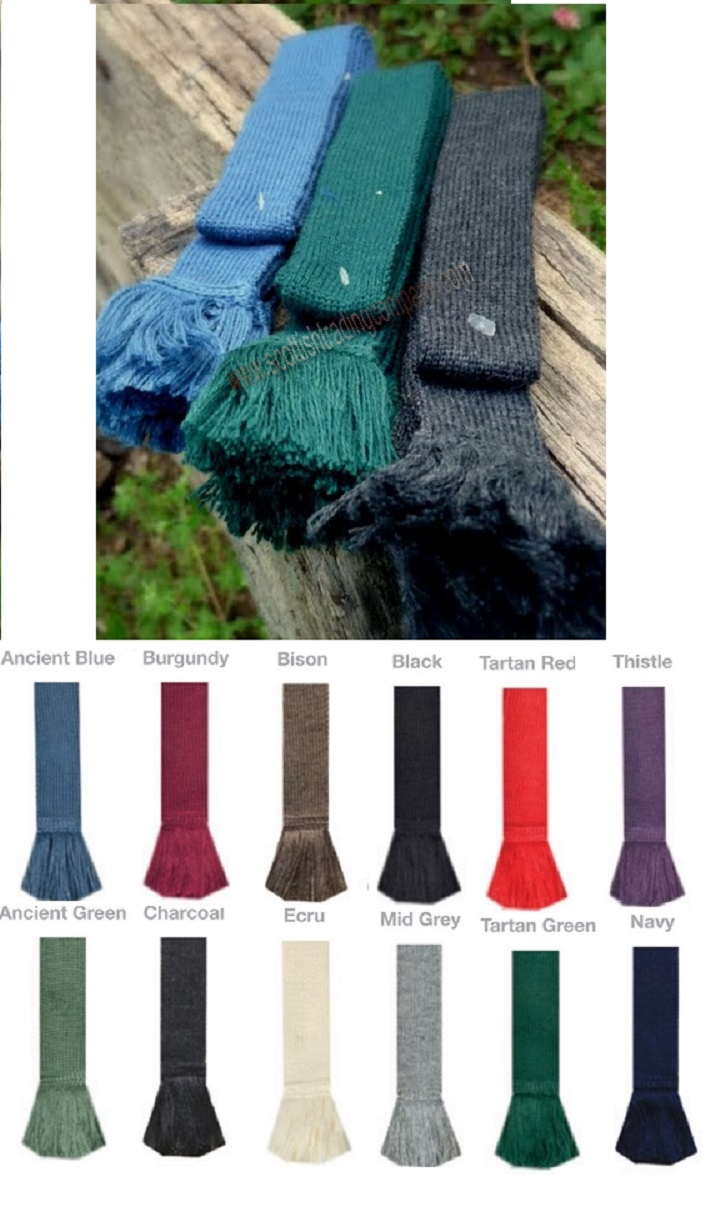 House of Cheviot Traditional Merino Flashes