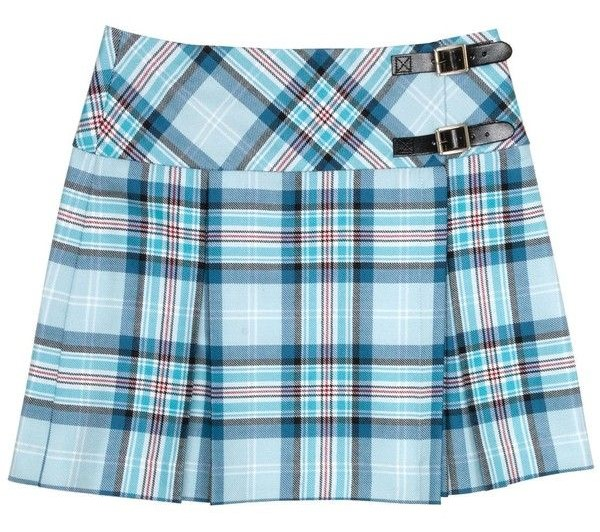 Diana Memorial Tartan Billie Skirt
