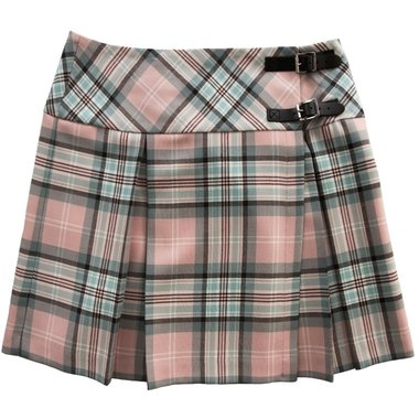 Diana Memorial Rose Tartan Billie Skirt