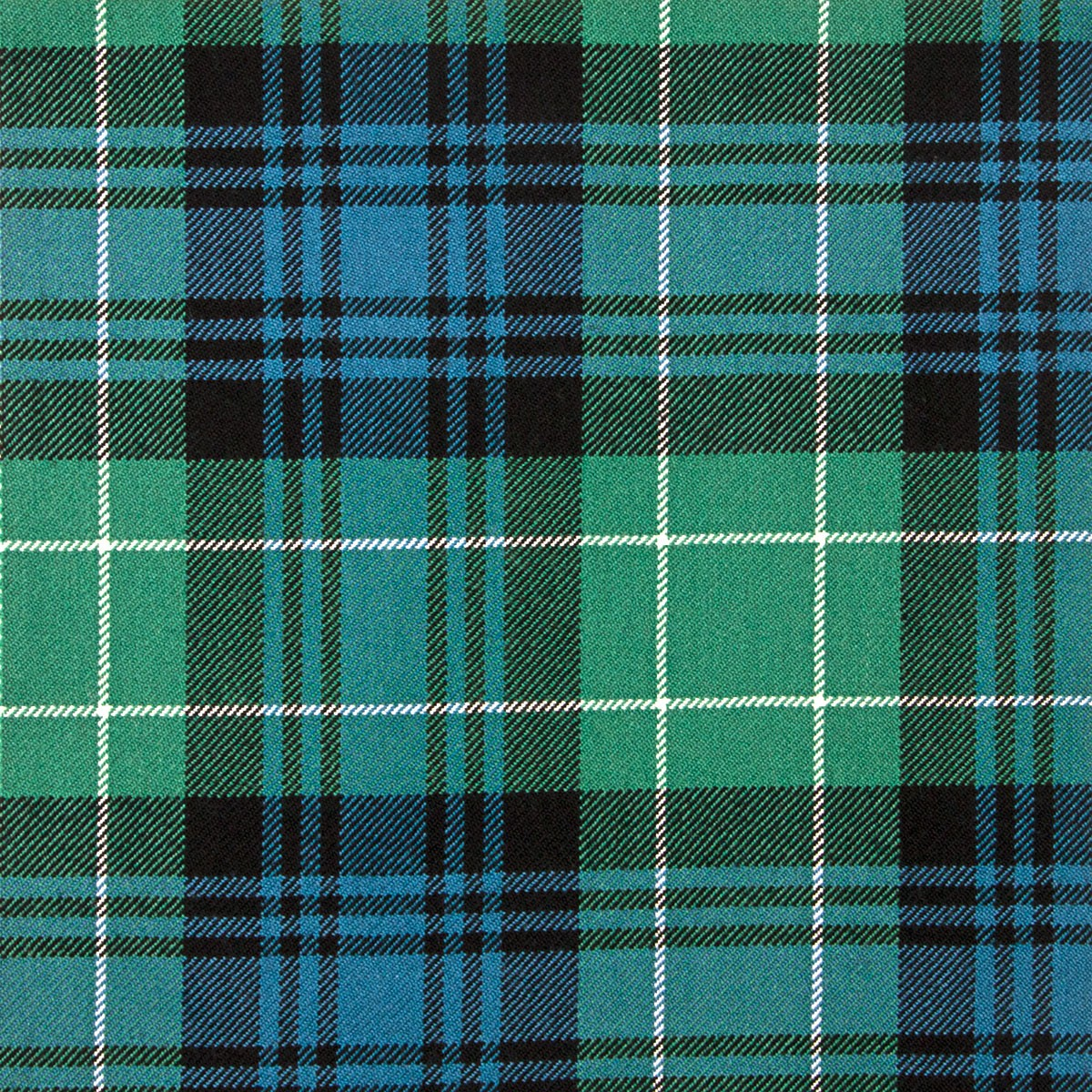 Abercrombie Ancient Heavy Weight Tartan Fabric