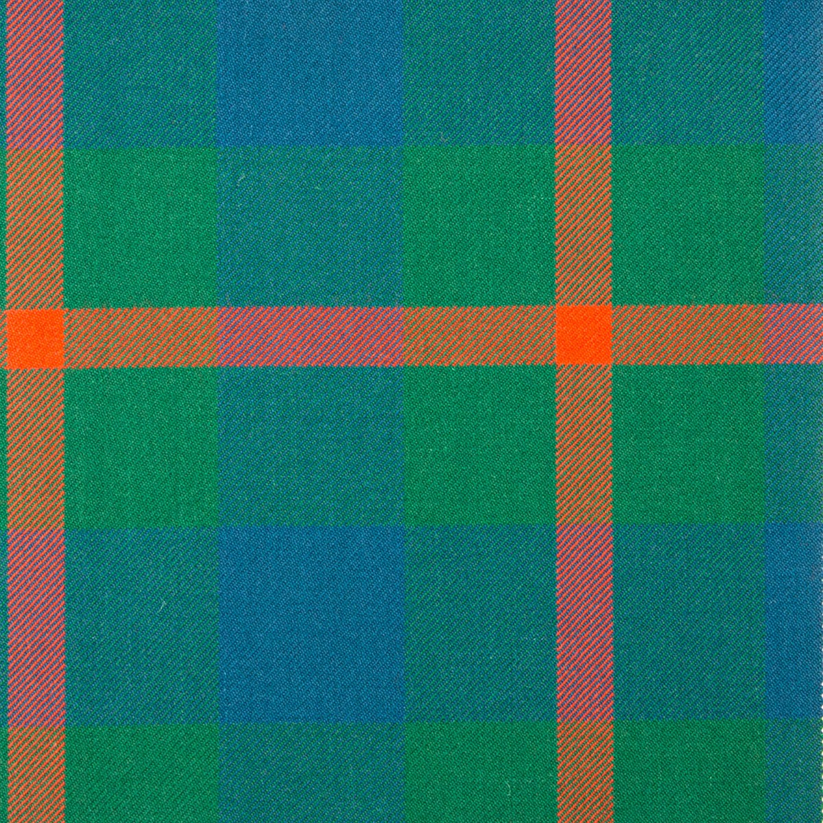 Agnew Ancient Heavy Weight Tartan Fabric