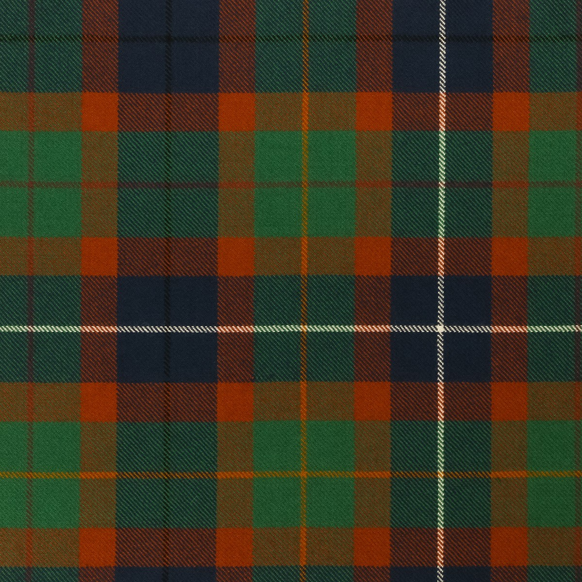 Amnesty International Tartan Fabric