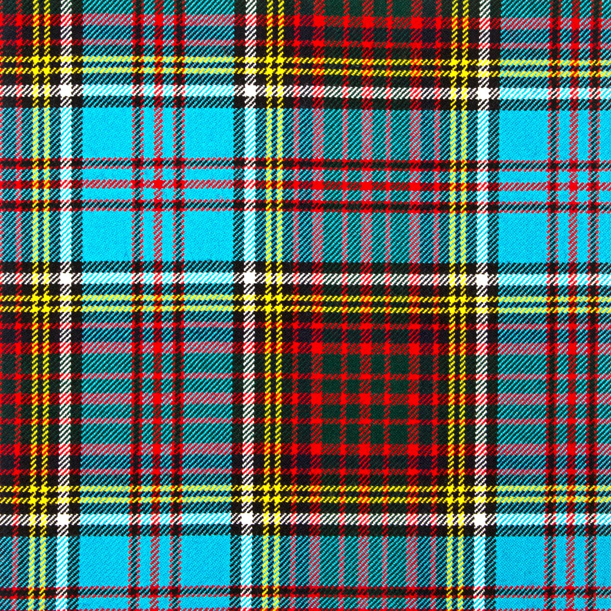 Anderson Modern Heavy Weight Tartan Fabric
