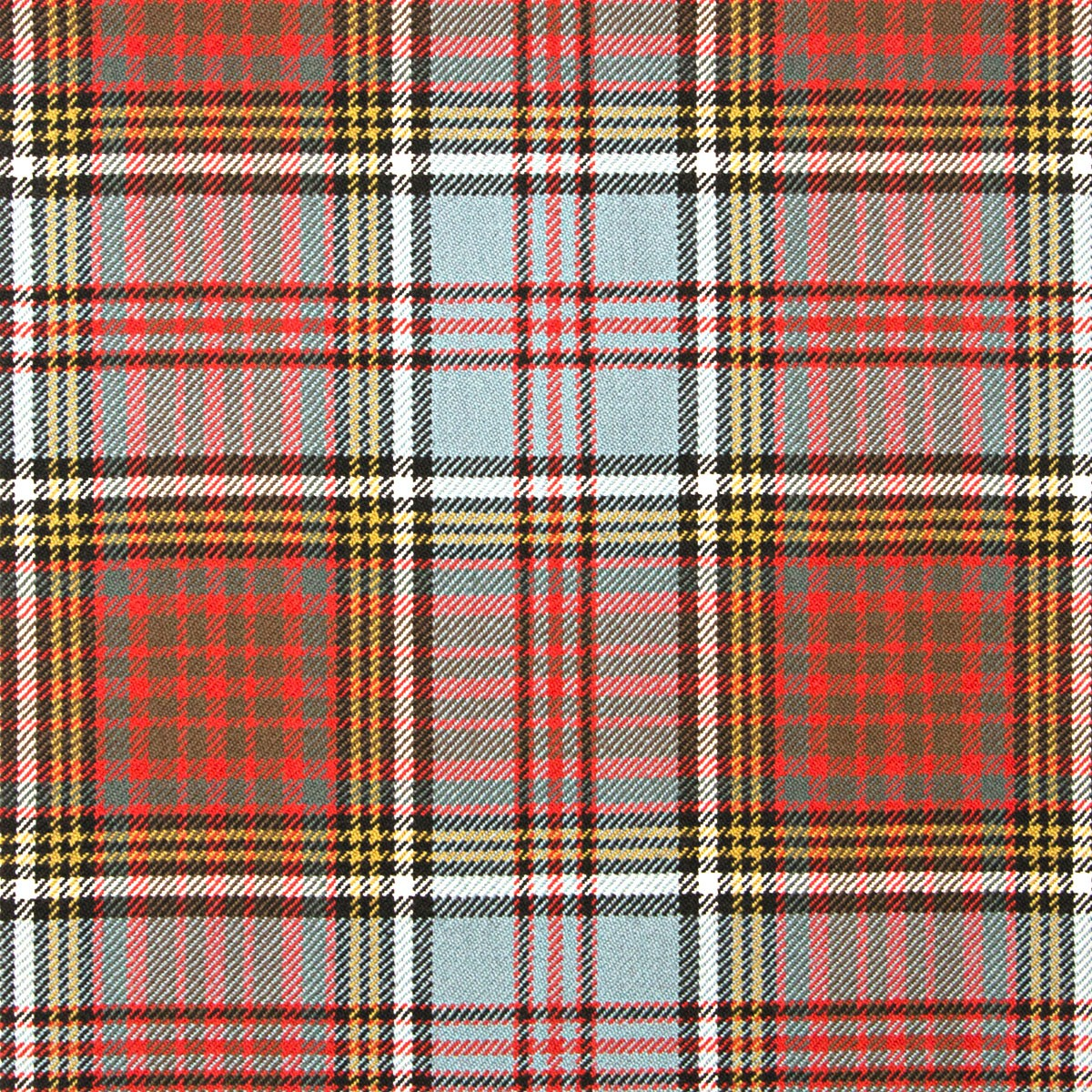 Anderson Weathered Heavy Weight Tartan Fabric