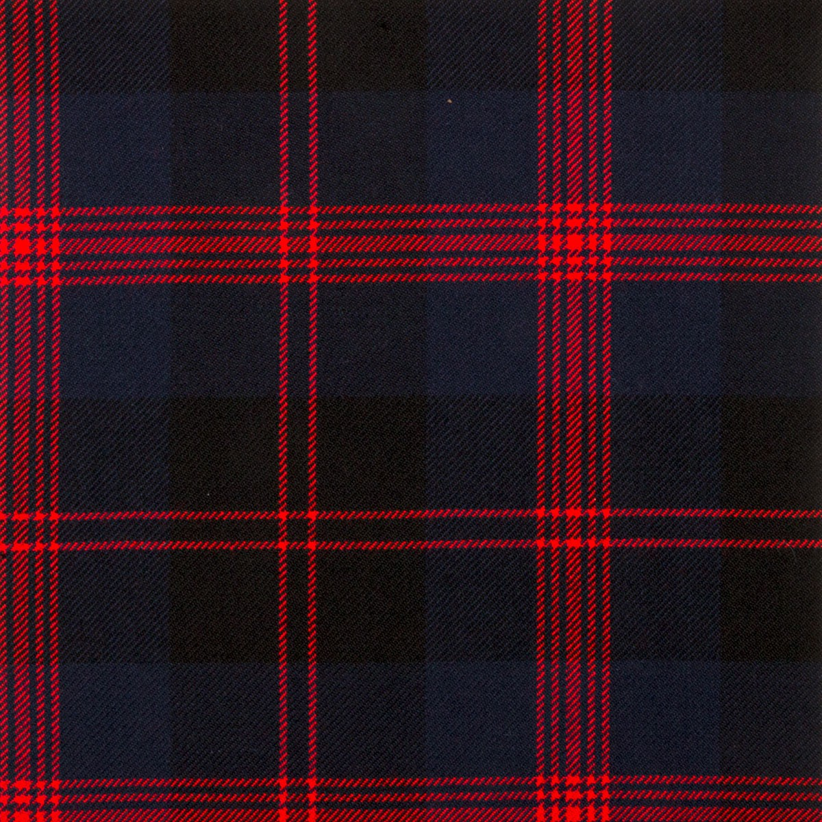 Angus Modern Heavy Weight Tartan Fabric