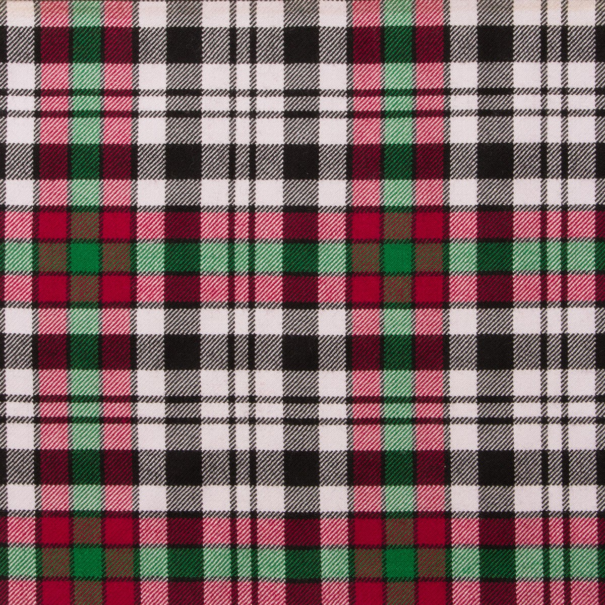 Borthwick Dress Tartan Fabric
