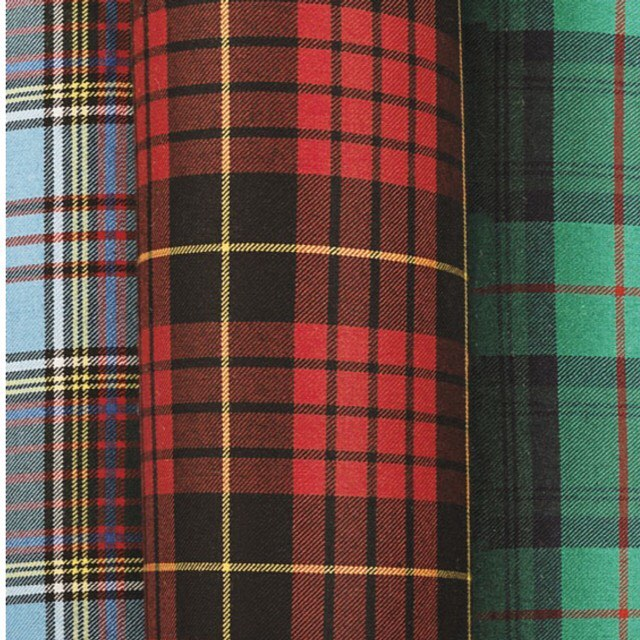 Braeriach Tartan Fabric by Name