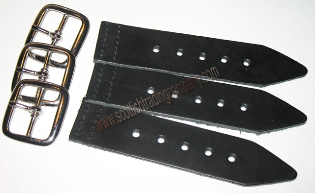 Replacement Kilt Strap and Buckle Set