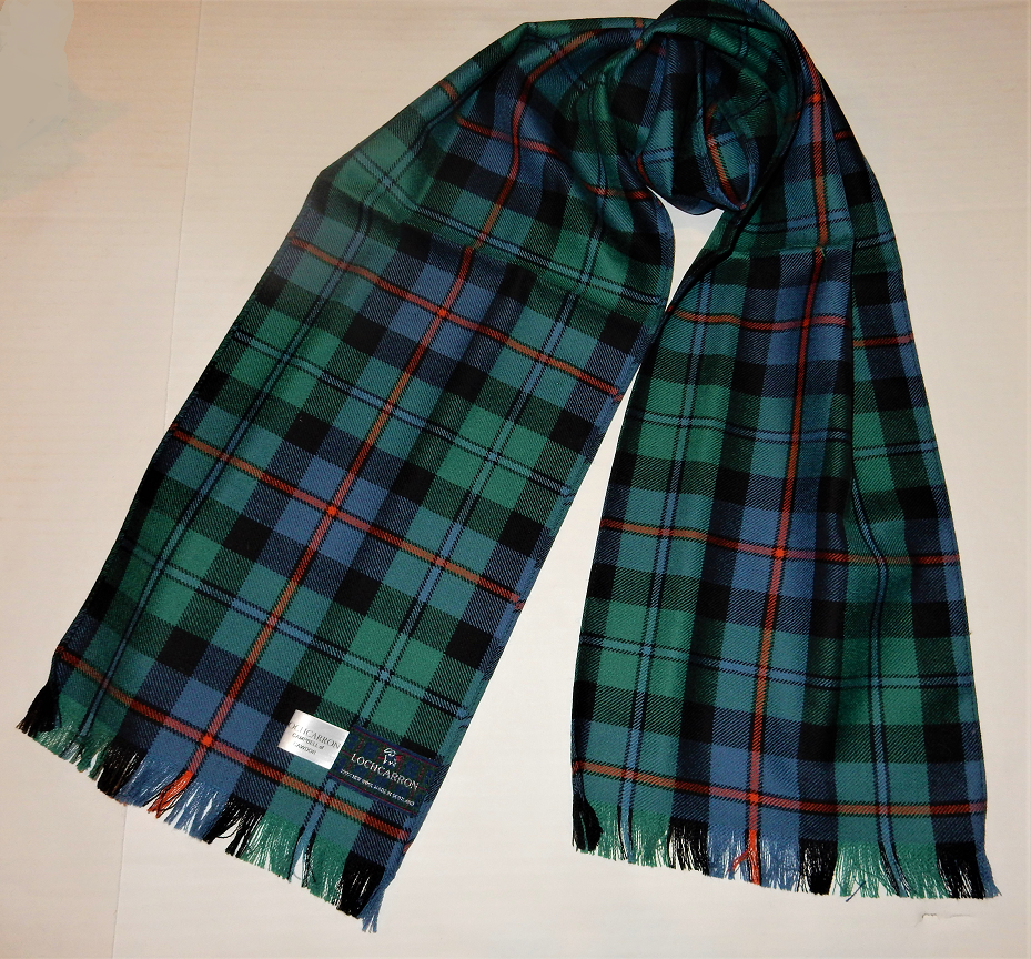 Campbell of Cawdor Ancient Tartan Scarf