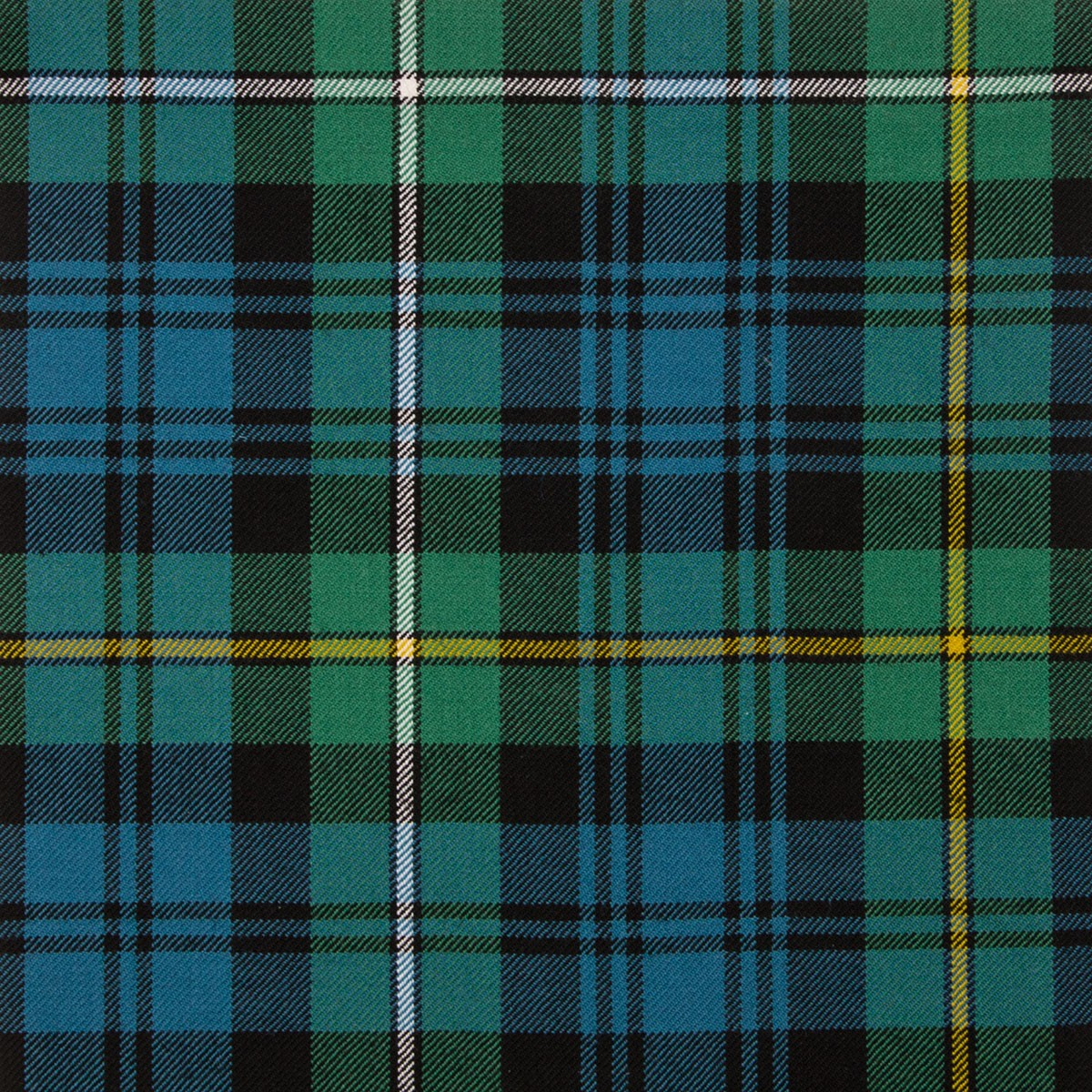 Campbell of Argyll Ancient Braeriach Tartan Fabric