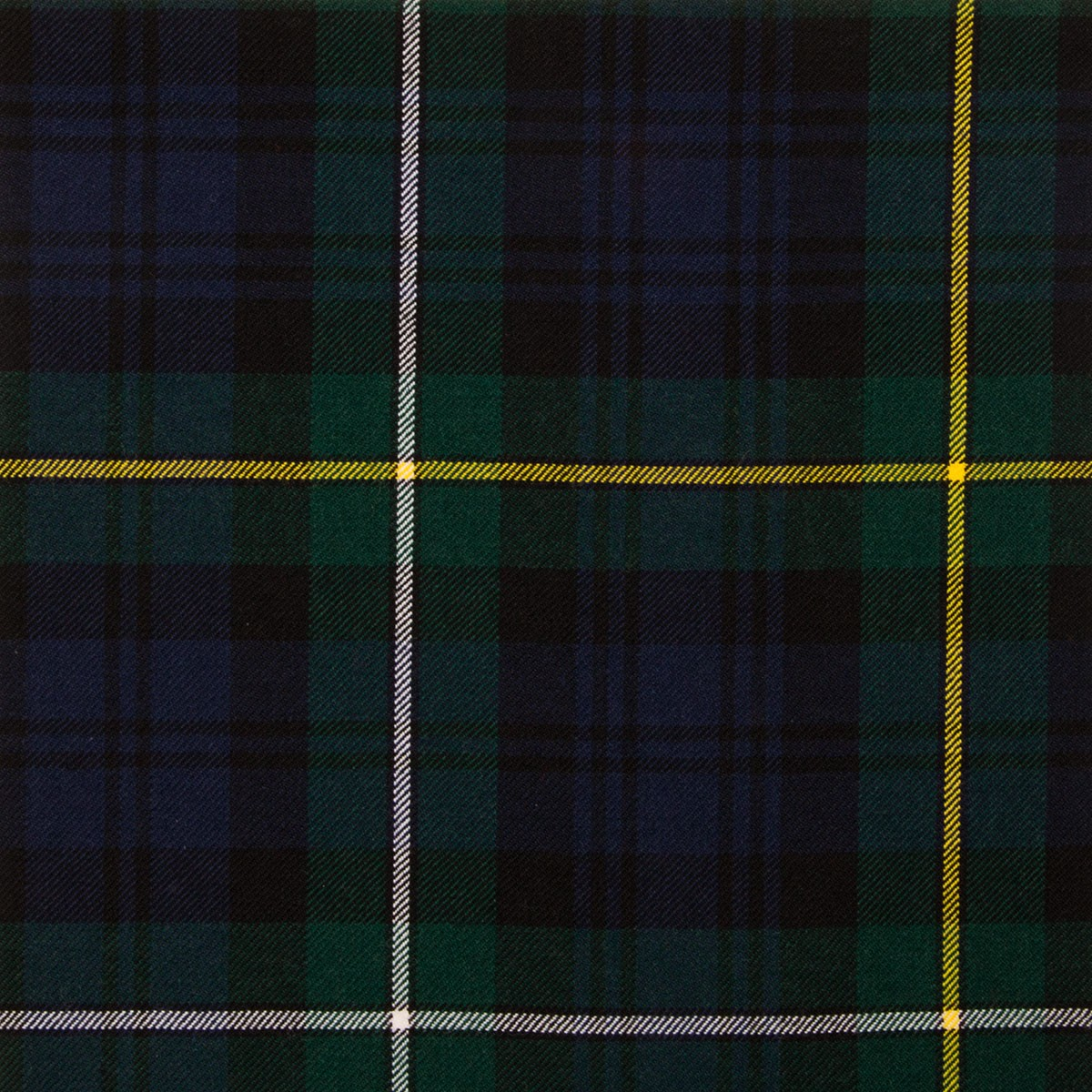 Campbell of Argyll Modern Braeriach Tartan Fabric