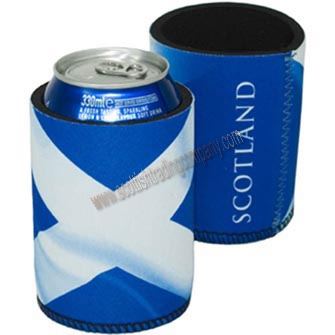 Scotland Flag Can Cooler