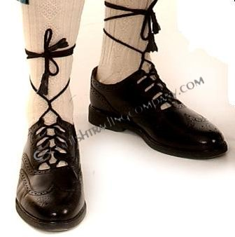 Ghillie Brogues Shoes For Sale