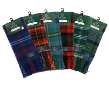 Brushed Wool Tartan Scarf Select Tartans Special
