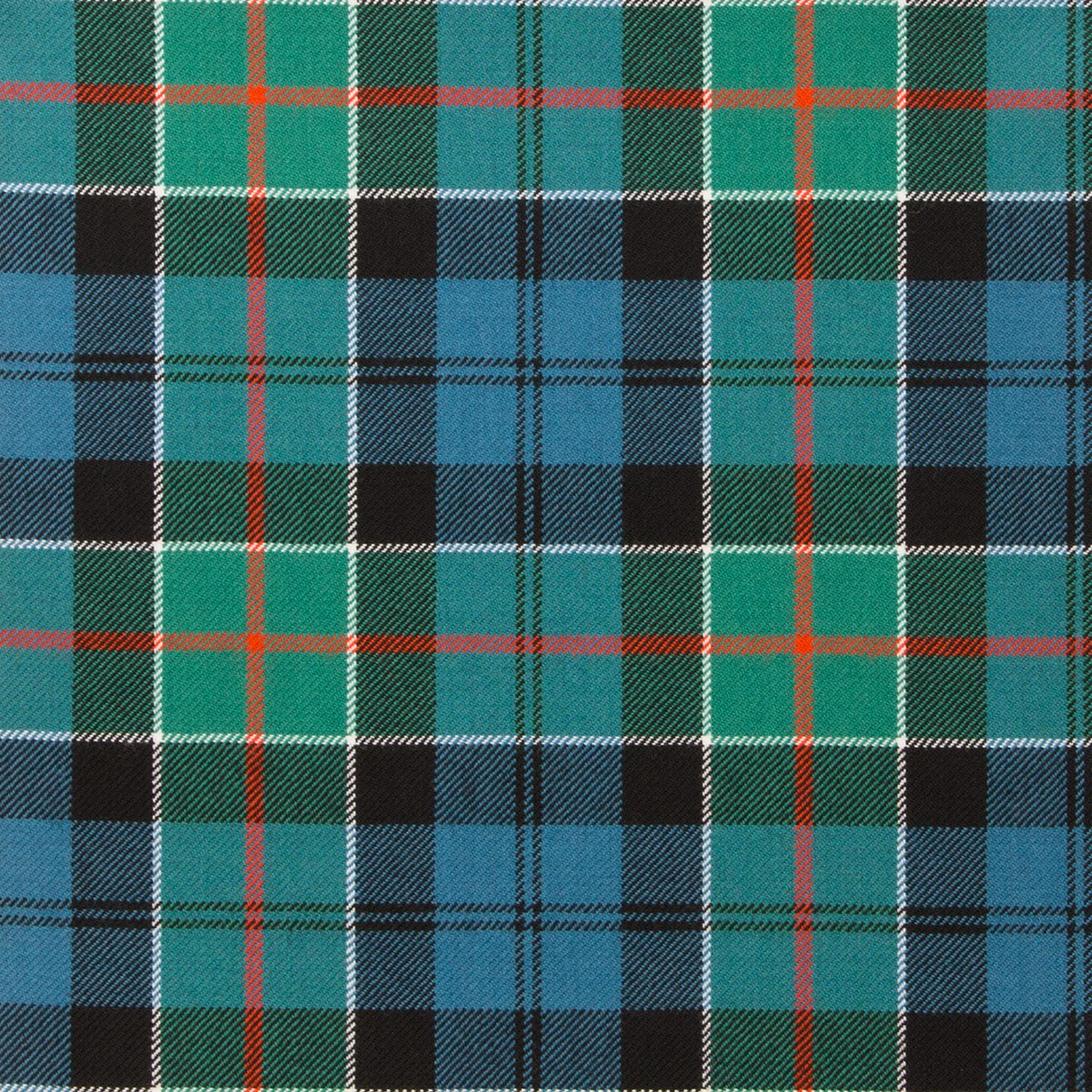Colquhoun Ancient Tartan Fabric