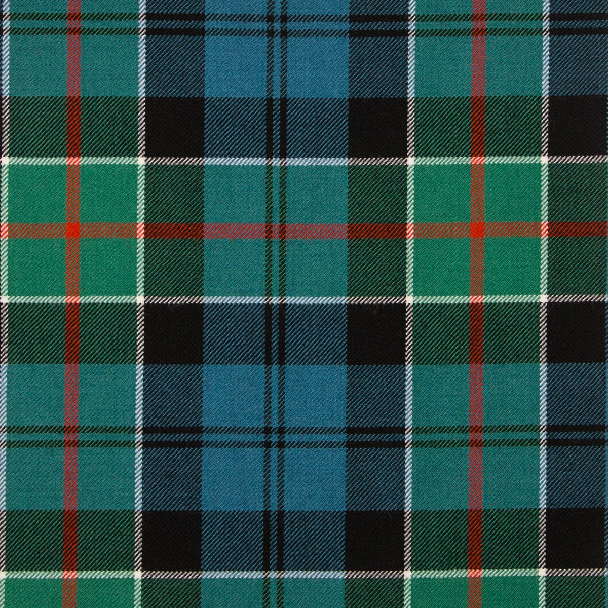 Colquhoun Ancient Braeriach Tartan Fabric
