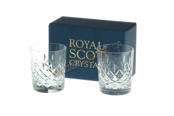 Crystal Classic Scottish Tumblers