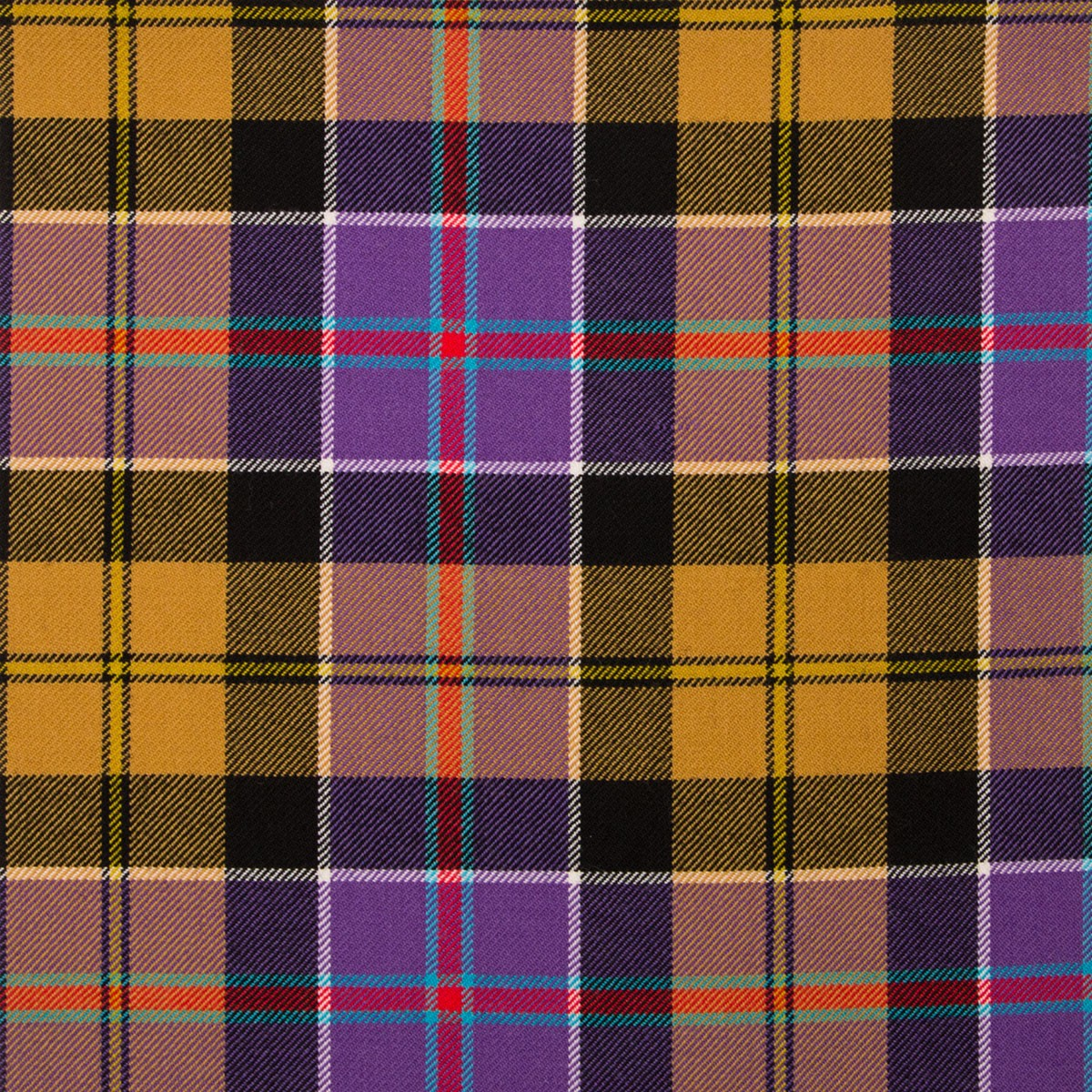 Culloden Ancient Braeriach Tartan Fabric