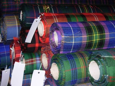 11oz Selkirk Mill Tartans