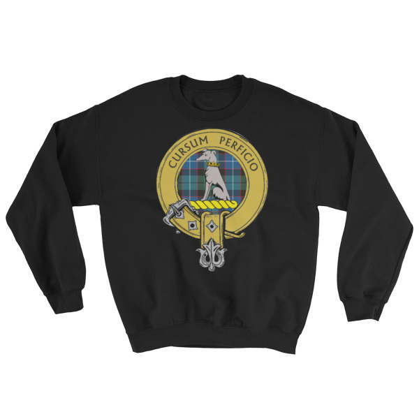 Scottish Clan Badge Sweat Shirt