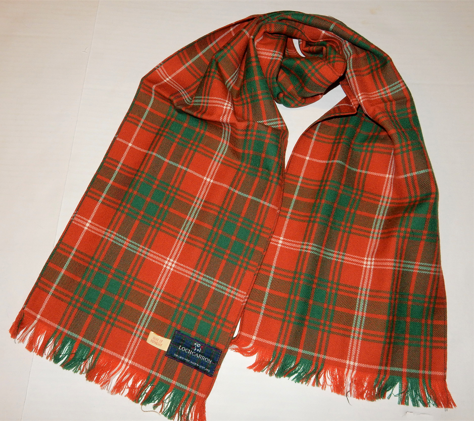 Duke of Rothesay Ancient Tartan Scarf