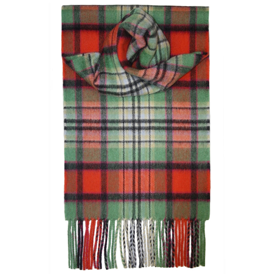 Dundee Old Ancient Cashmere Scarf