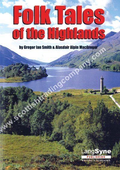 Folk Tales of The Highlands Book