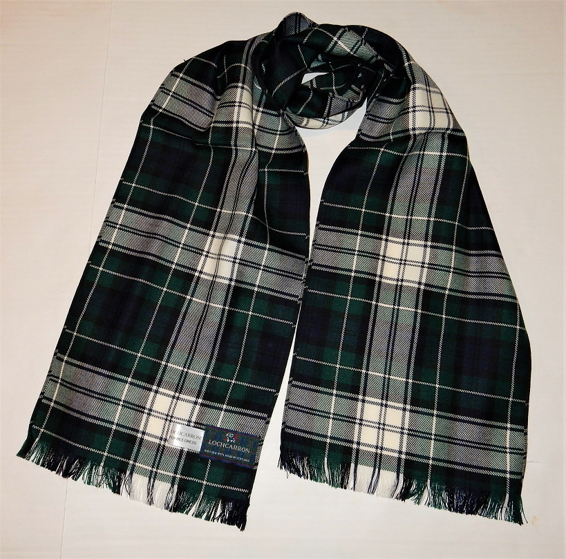 Forbes Dress Modern Tartan Scarf
