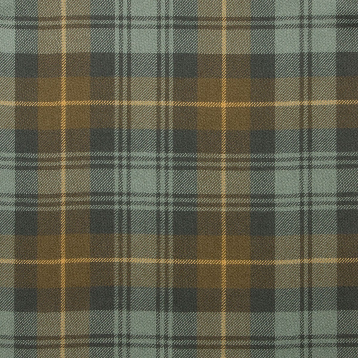 Gordon Clan Weathered Tartan Fabric