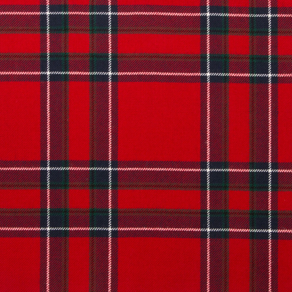 Inverness Modern Tartan Fabric