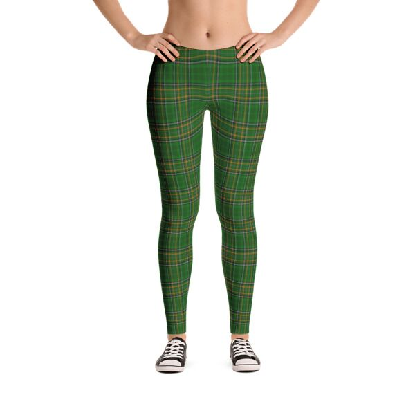 Irish National Tartan Leggings