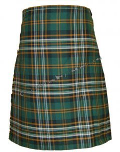 Traditional 13oz 8 Yard Irish Tartans Kilt