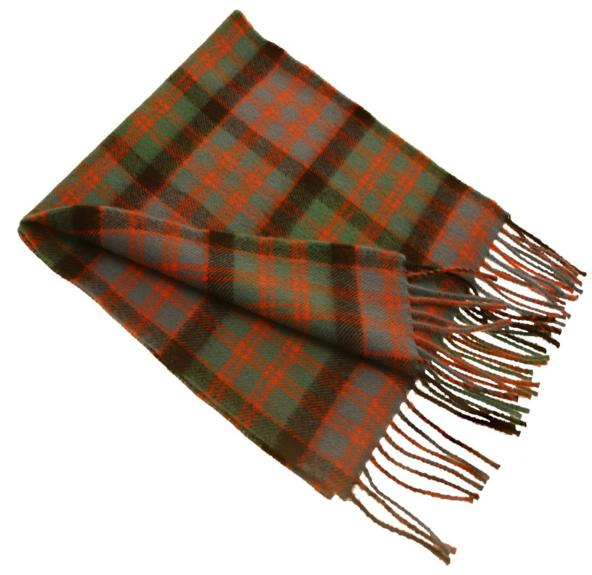 MacDonald Clan Ancient Tartan Scarf