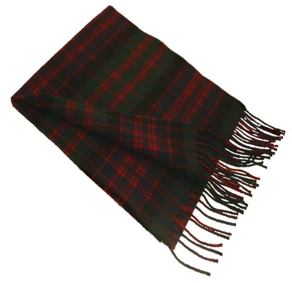 MacDonald Clan Tartan Scarf  macdscrm  -  24.99   The Scottish ... 2d882efbd