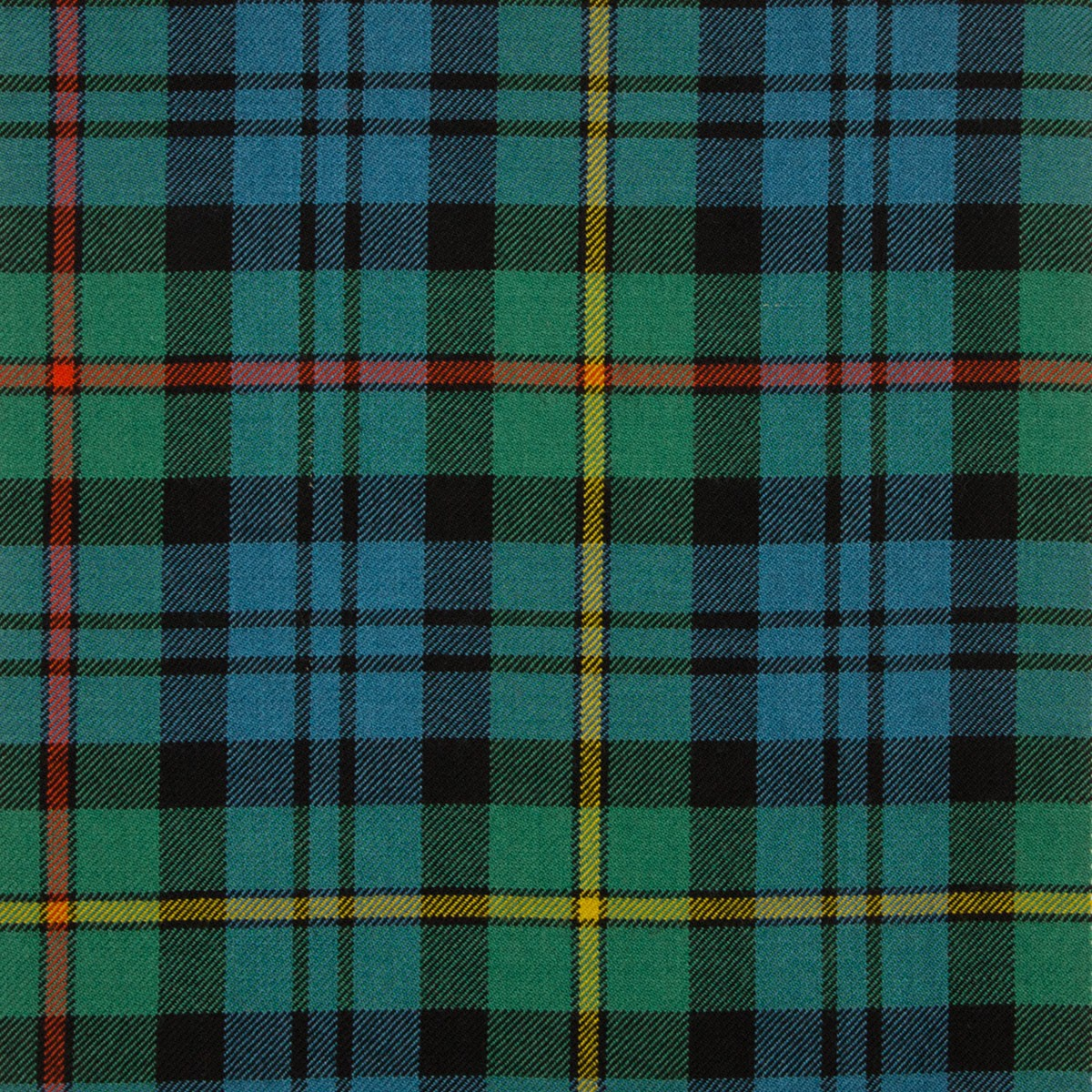 MacEwan Ancient Braeriach Tartan Fabric