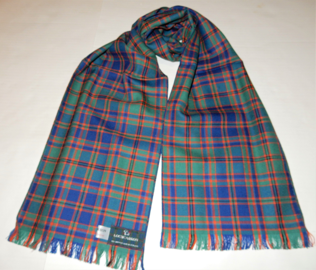 MacIntyre of Glenorchy Ancient Tartan Scarf