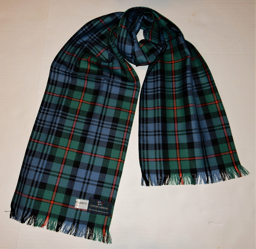 MacKinlay Ancient Tartan Scarf