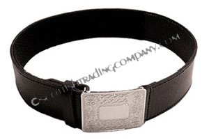 "1 3/4"" Children's Kilt Belt & Buckle"